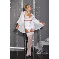 Andalea bielizna do ślubu duże rozmiary White Dream M/1038 od 38 do 56