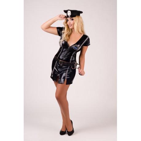 Andalea przebranie seksowna policjantka duże rozmiary M/1045 od 38 do 56