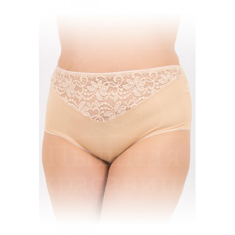 Mewa Liza damskie majtki z wiskozy duże rozmiary 84135