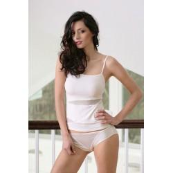 DKaren komplet bielizny damskiej z wiskozy duże rozmiary model Paula rozmiary od S do 10XL