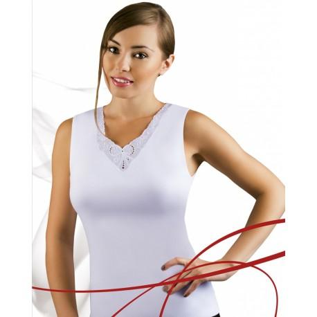 Emili damska koszulka bawełniana duże rozmiary ELENA