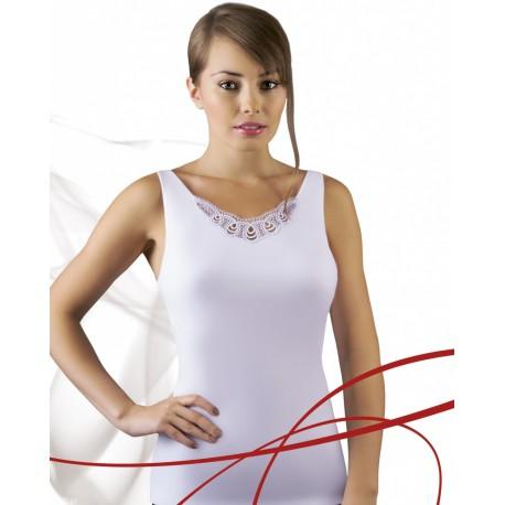 Emili koszulka bawełniana duże rozmiary Tela do 3XL