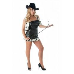 Andalea zabawny strój Kowbojka duże rozmiary SW/103 rozmiary od 38 do 56