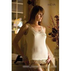 Mewa wiskozowa koszulka damska duże duże rozmiary 84139