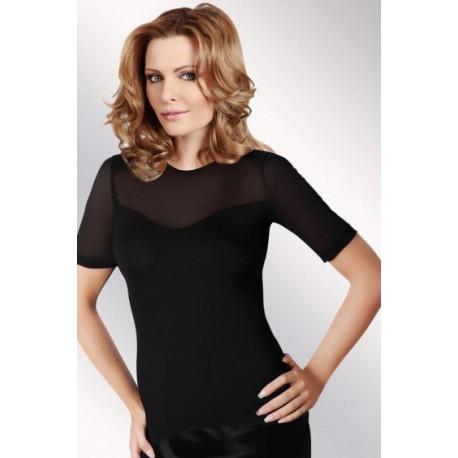 Eldar elegancka bluzka z wiskozy duże rozmiary Kama Plus