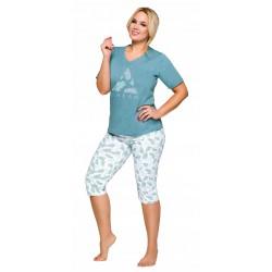 Taro Piżama bawełniana duże rozmiary Eliza