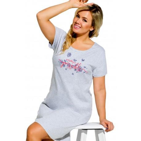 Taro koszula nocna w dużych rozmiarach Agnieszka